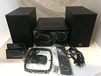 【中古】Pioneer CDミニコンポーネントシステム iPod/iPhone/iPad対応 ブラック X-CM31-K