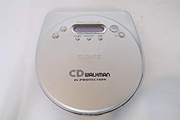 【中古】SONY ソニー CDウォークマン WALKMAN ポータブルCDプレイヤー (シルバー) G-PROTECTION D-E880