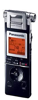 【中古】パナソニック ICレコーダー 4GB ブラック RR-XS705-K