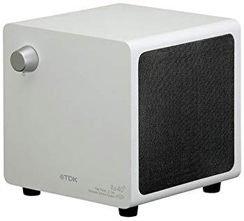 TDK ワンボックス2.1chフラットパネルスピーカー シルバー色バージョン [SP-XA40WS]:ドリエムコーポレーション