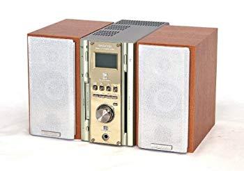 【中古】KENWOOD ケンウッド JVC ES-3MD-N ゴールド コンパクトハイファイコンポーネントシステム (CD/MDコンポ)(本体RD-ES3MDとスピーカーLS-E