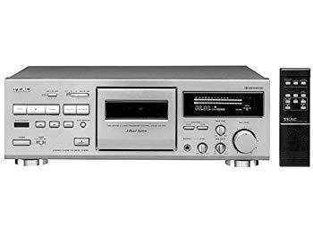 中古 TEAC カセットデッキ 激安セール ゴールド N オンライン限定商品 V-1050