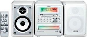 【中古】JVCケンウッド ビクター マイクロコンポーネントMDシステム ホワイト UX-Q1-W