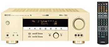 【中古】ヤマハ DSP-AX450(N) DSP AVアンプ ゴールド