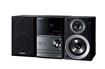 【中古】パナソニック CDステレオシステム ブラック SC-PM500-K