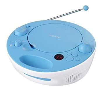 【中古】SONY パーソナルオーディオシステム E5 ブルー ZS-E5/L