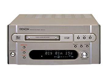 限定価格セール 中古 新品未使用 DENON MDレコーダー DMD-M33-S