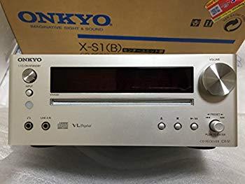 【中古】ONKYO コンポ X-S1