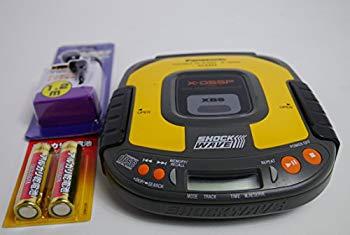 【中古】Panasonic パナソニック SL-SW404 (イエロー) ポータブルCDプレーヤー