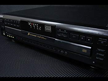 【中古】SONY ソニー CDP-CE505 5枚CDチェンジャー