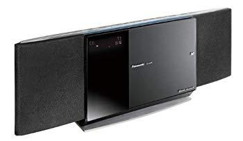 【中古】Panasonic D-dock コンパクトステレオシステム ブラック SC-HC40-K
