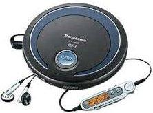 【中古】Panasonic ポータブルCDプレーヤー SL-CT600
