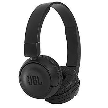 【中古】JBL T450BT Bluetoothヘッドホン 密閉型/オンイヤー/折りたたみ ブラック JBLT450BTBLK 【国内正規品】