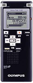 【中古】OLYMPUS ICレコーダー Voice-Trek 8GB リニアPCM対応 BLK ブラック V-82