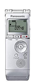 【中古】パナソニック ICレコーダー 4GB シルバー RR-XS360-S