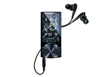 【中古】SONY ウォークマン Aシリーズ 16GB ブラック NW-A855/B