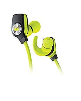 【中古】Monster iSport SUPERSLIM Wireless カナル型ワイヤレスイヤホン Bluetooth対応 防滴仕様 スポーツ向け MH ISRT WLS IE GR BT 【国内正規品】