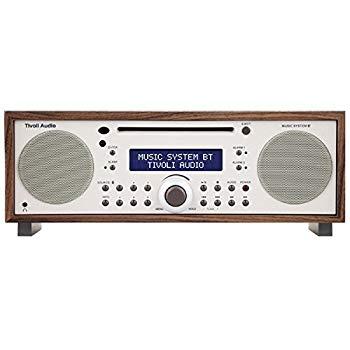 【中古】Tivoli Audio(チボリ・オーディオ)「Music System BT」クラシックウォールナット+ベージュ TVJPMSYBTCLA