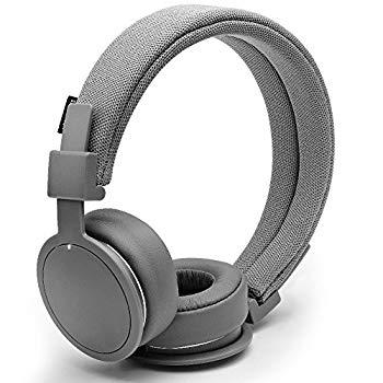 【中古】URBANEARS スウェーデン生まれのプレミアムヘッドホン オンイヤー型 ワイヤレス Bluetooth対応 PLATTAN ADV Wireless Black 【国内正規品】 ZUP
