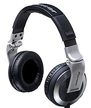 【中古】Pioneer DJ用ヘッドホン シルバー HDJ-2000