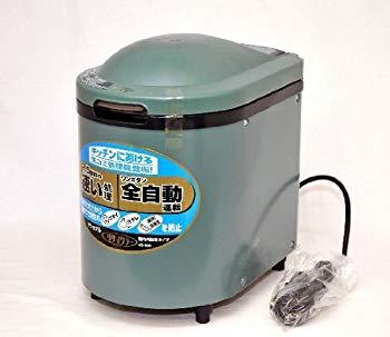 【中古】National ナショナル (現Panasonic パナソニック) MS-N33-G グリーン 家庭用生ゴミ処理機 リサイクラー 屋内外設置タイプ