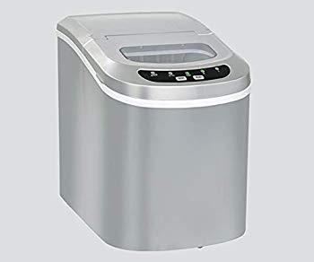 【中古】【高速製氷機【VS-ICE02】】製氷機 家庭用 製氷器 氷 (シルバー)