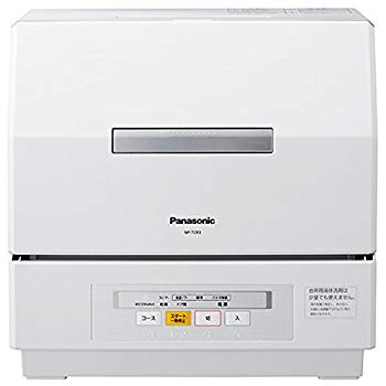 中古 パナソニック 特売 食器洗い乾燥機 ホワイト NP-TCR3-W 食洗機 Panasonic プチ食洗 予約販売
