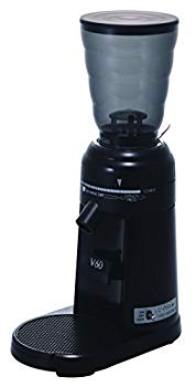 【中古】ハリオ 電動コーヒーミル V60 コーヒーグラインダー EVCG-8B-J