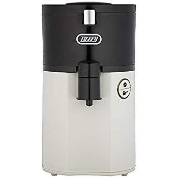 中古 未使用 未開封品 ラドンナ 未使用品 全自動ミル付コーヒーメーカー WHITETOFFY ASH K-CM2-AW 即出荷 TOFFY