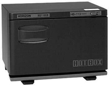 【中古】ホリズォン ホットボックス(前開き) つや消しブラック HB-113FB