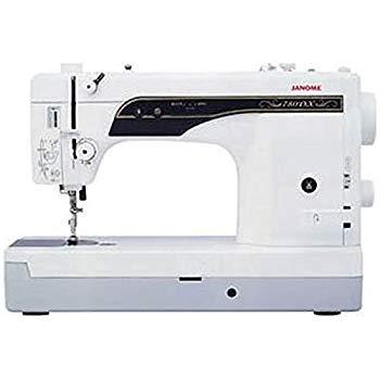【中古】ジャノメ 職業用ミシン 780DX(自動糸きり付き)