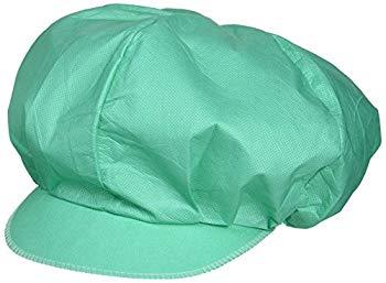 【中古】つくつく帽子(20枚入)フリー グリーン EL-700G