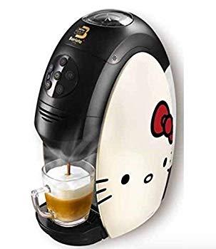 【中古】ネスカフェ ゴールドブレンド バリスタ ハローキティ モデル