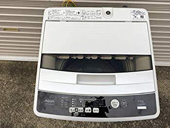 中古 SALE アクア 4.5kg AQW-S45E-W 全自動洗濯機 SEAL限定商品 ホワイトAQUA