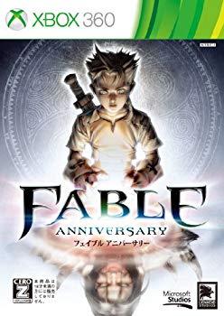 中古 Fable Anniversary 国内即発送 初回生産版 Xbox360 奉呈 - CEROレーティング Z