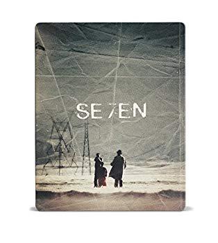 【中古】(未使用・未開封品) セブン ブルーレイ スチールブック仕様(数量限定生産) [Blu-ray]