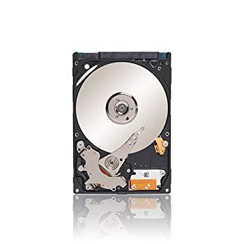 【中古】Seagate SSHD 内蔵ドライブ 2.5インチ 500GB+MLC8GB LAPTOP Thin SSHD ST500LM000 SATA3.0 5400rpm 64MB 5年保証