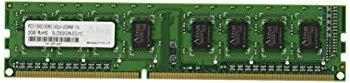 アドテック DOS V用 DDR3 1333 PC3 10600 Unbuffered DIMM 2GB 省電力モデル ADS1bf76yYg
