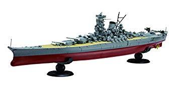 中古 未使用 未開封品 フジミ模型 1 激安通販 新入荷 流行 700 艦NEXTシリーズ プラモデル 旧タイプ台座 艦NX1 色分け済み 大和 日本海軍戦艦 No.1