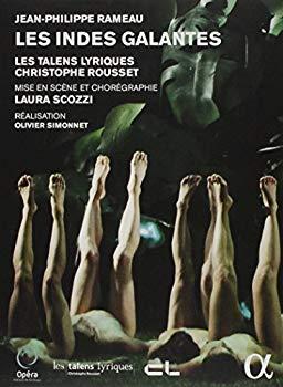 当店限定販売 中古 Les 海外 Indes Galantes DVD