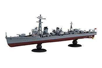 中古 フジミ模型 1 売れ筋ランキング 700 艦NEXTシリーズ 限定モデル No.11 日本海軍陽炎型駆逐艦 秋雲 開戦時 2隻セット 艦NX-11 不知火 プラモデル 色分け済み