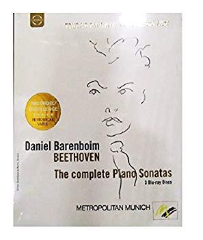 中古 Beethoven: 安心の定価販売 Complete Piano Sonatas Import Blu-ray 大特価!! 1-32 Nos