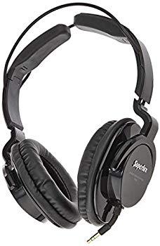 買い物 中古 Superlux 密閉型 スタジオ 即日出荷 BLACK モニターヘッドホン HD661