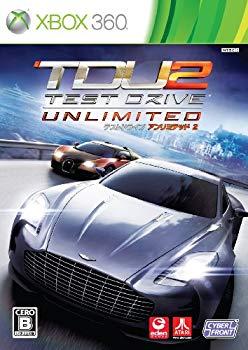 中古 通販 激安 未使用 未開封品 テストドライブ - アンリミテッド2 安売り Xbox360