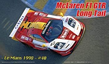 中古 フジミ模型 春の新作シューズ満載 1 24 リアルスポーツカーシリーズ No.250 マクラーレン 激安セール F1 ロングテール ル DX 1998#40 プラモデル RS250 GTR マン