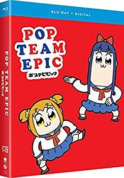 中古 Pop Team Epic: 激安格安割引情報満載 新入荷 流行 One Blu-ray Season
