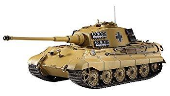 【中古】ハセガワ クリエーターワークスシリーズ ラインの虎 キングタイガー ヘンシェル砲塔 1/35スケール プラモデル 64759