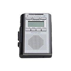 【中古】IC録音対応AM/FMラジオカセットレコーダー イトウ SS-603
