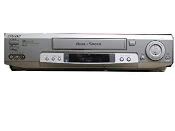 中古 直輸入品激安 未使用 未開封品 予約販売 VHSビデオデッキ SONY SLV-R300