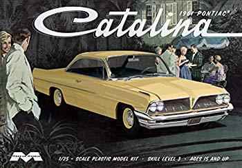 中古 日本未発売 オープニング 大放出セール 1 25 ポンティアック カタリナ 1961 プラモデル